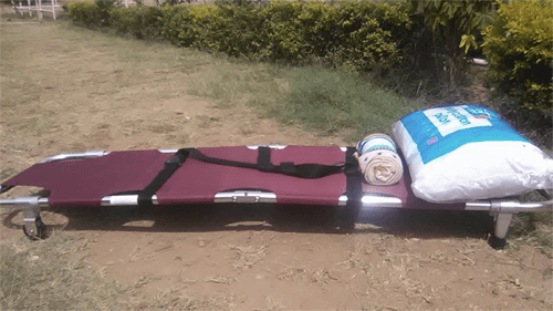 Stretcher and Lavatory Projects in Zimba and Mazabuka Districts