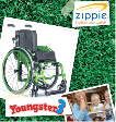 ZIPPIE Youngster 3 Children's Wheelchair